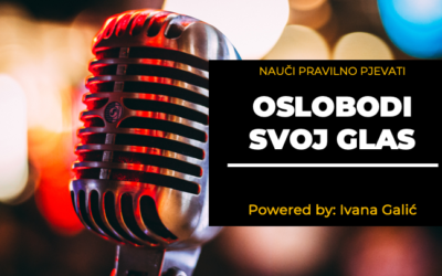 Oslobodi svoj glas s Ivanom Galić